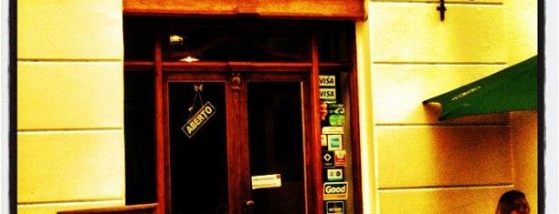 Café Kiwi is one of Onde comer em Floripa: delícias p/ o café da tarde.