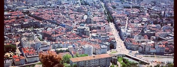 Fort de la Bastille is one of Top 10 favorites places in Grenoble, France.