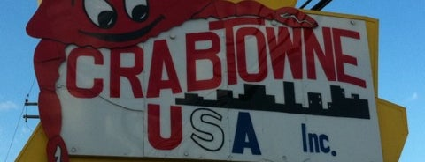 Crabtowne USA is one of B-more.