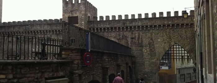 Muralla de Vitoria is one of Best places in Vitoria-Gasteiz, España.