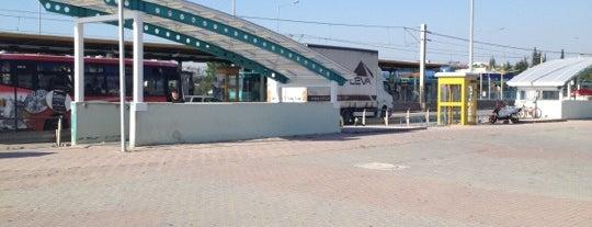 Küçük Sanayi Metro İstasyonu is one of BURSASPOR 4sq.