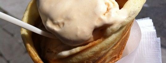 Smitten Ice Cream is one of Frozen Treats.