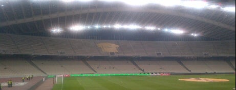 Olympic Stadium is one of Stadiums.