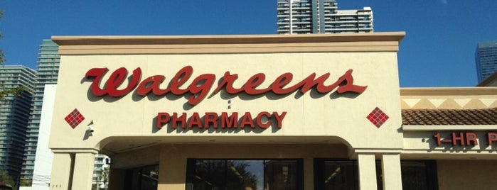 Walgreens is one of My favorite places :).