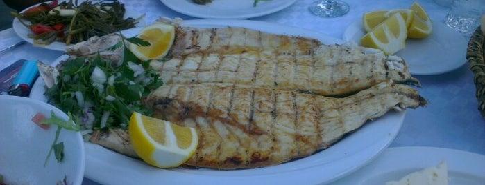 Tarihi Ali Baba Balık Lokantası is one of Best Food, Beverage & Dessert in İstanbul.
