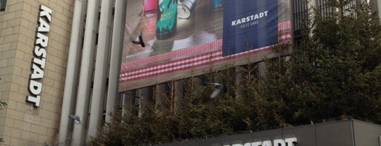 Karstadt is one of All-time favorites in Germany.