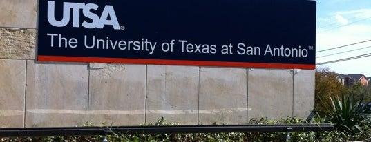University of Texas at San Antonio is one of Ya es hora-Libera Tu Voz.