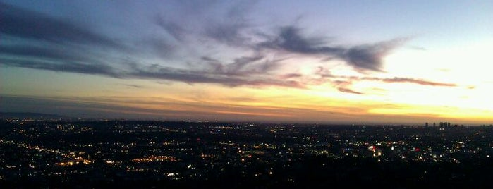 Griffith Observatory is one of Favorite Places.