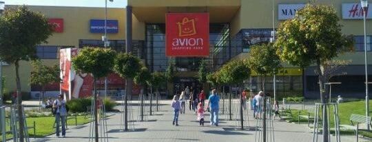 Avion Shopping Park is one of Obchodní - nákupní centra v Ostravě.