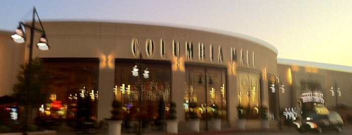 Columbia Mall is one of something fun to do.