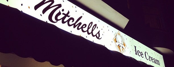 Mitchell's Ice Cream is one of Deliciousness.