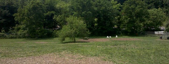 South Park Off-Leash Dog Area is one of Dog Friendly Spots.