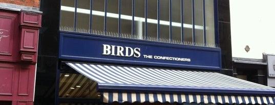 Birds The Confectioners is one of arts décoratifs de Newark.