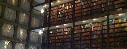 Beinecke Rare Book and Manuscript Library is one of New Haven.