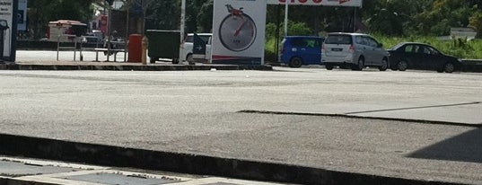 Caltex is one of Where You Would Most Probably Find Me in Penang.