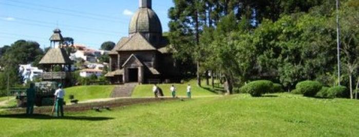Bosque Papa João Paulo II is one of Curitiba.