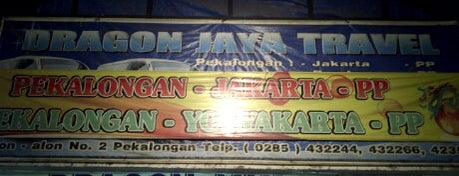 Dragon Jaya Travel is one of Pekalongan World of Batik.