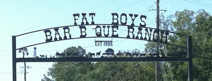 Fat Boy's Bar B Que Ranch is one of prattVEGAS faves.