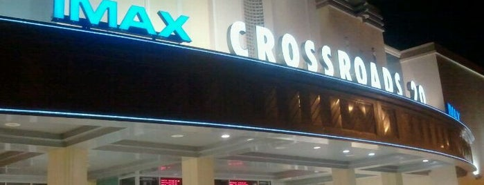 Regal Cinemas Crossroads 20 & IMAX is one of Must-visit Arts & Entertainment in Raleigh.