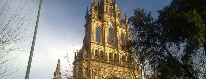 Basílica de Begoña is one of let's get Bilbao's badge (Spain) #4sqCities.