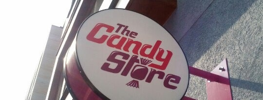 The Candy Store is one of List.