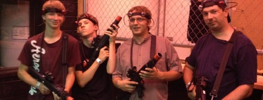 CMP Tactical Lazer Tag Milwaukee is one of Kitty list.