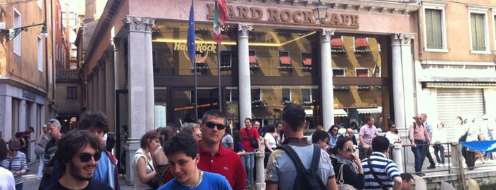 Hard Rock Cafe Venice is one of Venezia sights.
