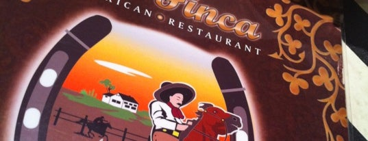 La Finca Mexican Restaurant is one of Where to save with your 360 Premium Club Card.