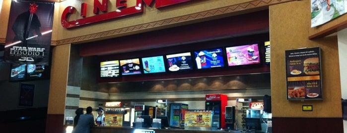 Cinemark is one of Sitios de entretenimiento - HOYCOMEC.