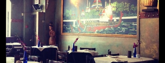 Golden Thai Restaurant is one of Toronto, Ontario, Canada.