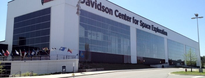 Davidson Center for Space Exploration is one of NASA.