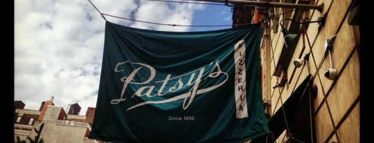 Patsy's Pizzeria is one of Near 838.
