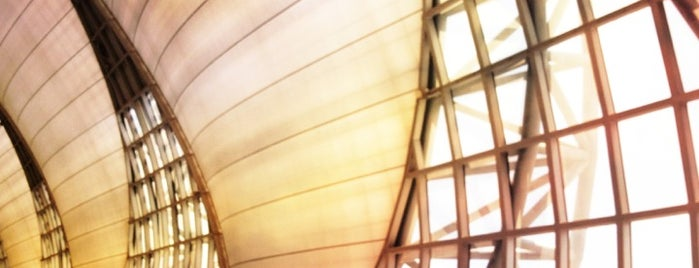Suvarnabhumi Airport (BKK) is one of Airports of the World.