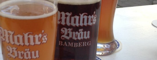Mahrs Bräu is one of Bamberg #4sqCities.