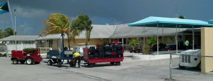 Exuma International Airport (GGT) is one of Airports in US, Canada, Mexico and South America.