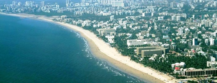 Juhu Beach is one of city of dreams.