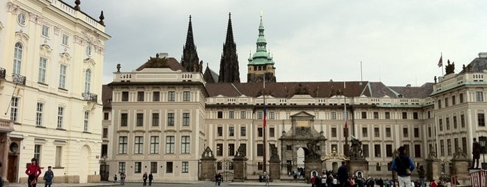 Pražský hrad | Prague Castle is one of The Best Places I Have Ever Been.