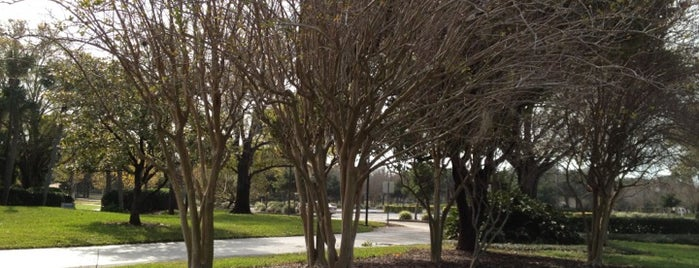 Largo Central Park is one of Favorite Tampa Bay Area Places.