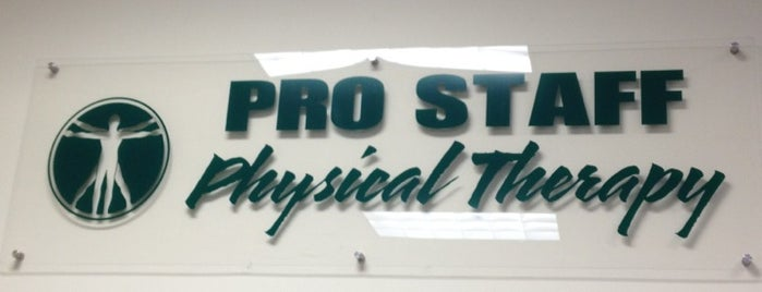 Pro Staff Pt is one of routes.