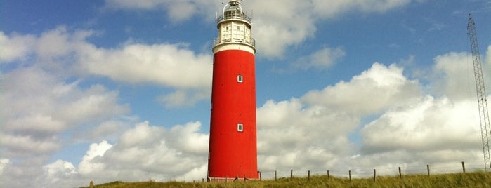 Vuurtoren Eierland is one of Lighthouses.