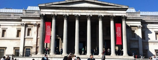 National Gallery is one of PIBWTD.