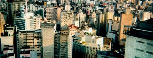 Avenida Brigadeiro Luís Antônio is one of Principais Avenidas de São Paulo.