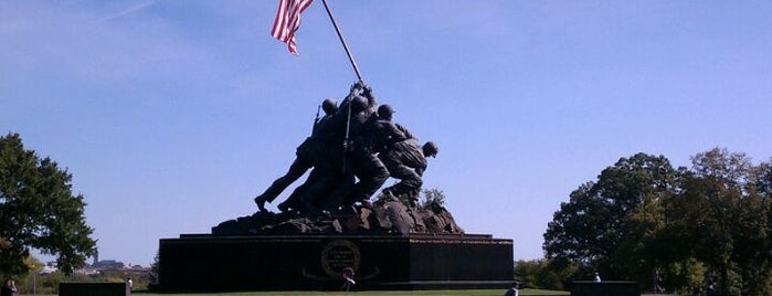US Marine Corps War Memorial (Iwo Jima) is one of Must see places in Washington, D.C..