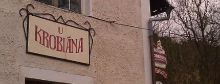 U Krobiána is one of My favorite places.