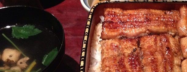 Nodaiwa is one of Michelin Guide Tokyo (ミシュラン東京) 2012 [*].