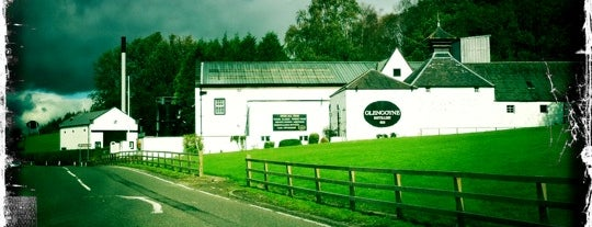 Glengoyne Distillery is one of STA Travel Glasgow Culture Greatness.