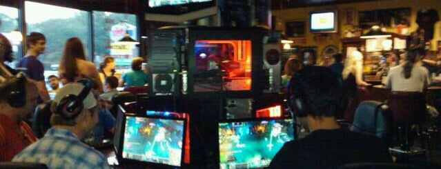 Battle & Brew is one of Video Game & Gamer Bars.