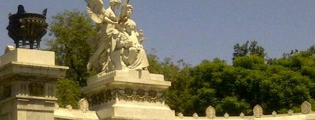 Alameda Central is one of Mis lugares en México DF.
