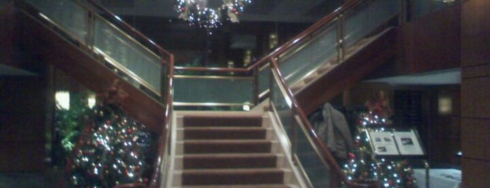 The Kitano New York Hotel is one of my todos - Bars.
