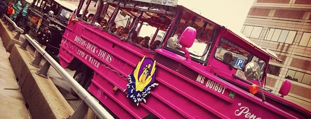 Boston Duck Tour (Prudential Center) is one of BUcket List.